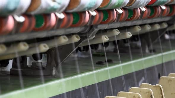 Thumbnail for Yarn Textile Machine