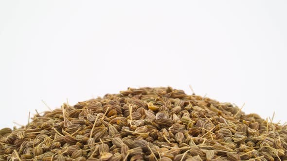 Thumbnail for Macro Shooting of Upper Part of Anise Seeds Pile