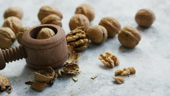 Thumbnail for Walnuts in Shells and Cracker