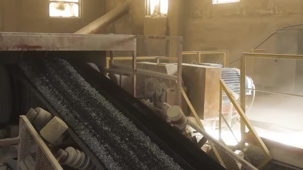 Thumbnail for Crushed rock passing production line