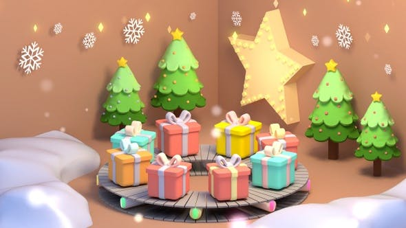 Thumbnail for Christmas Gifts Factory