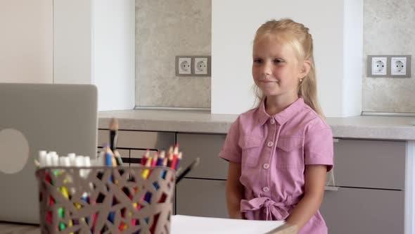 Homeschooled Child Online