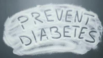 Prevent diabetes handwriting revealing. Stop diabetes.