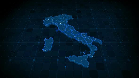 Thumbnail for Italy Map Hd