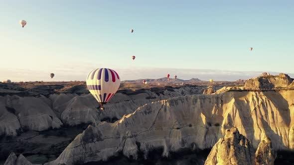 Thumbnail for Balloons In Cappadocia 3