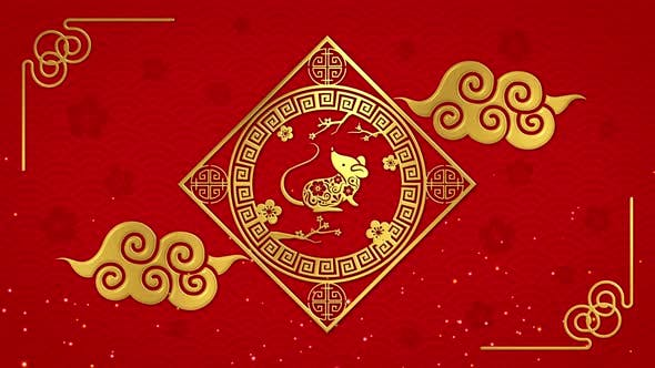 Thumbnail for Chinese New Year Background