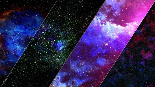 Thumbnail for 4 Nebula Pack