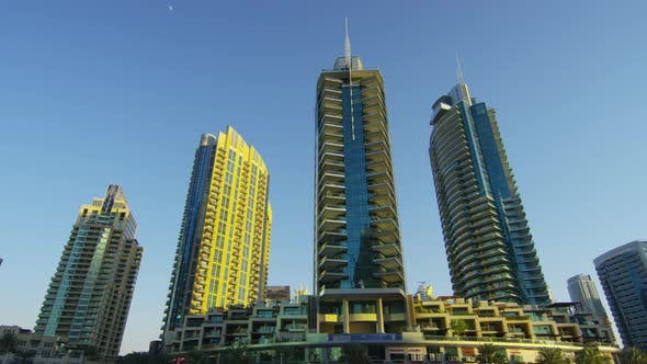 Thumbnail for Modern buildings in Dubai