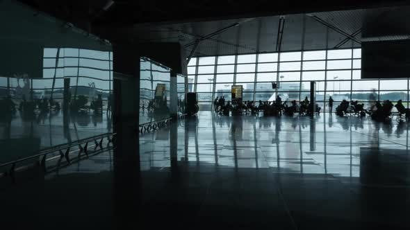 Thumbnail for Airport Terminal 3