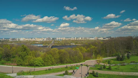 Thumbnail for Panoramic View of Kiev