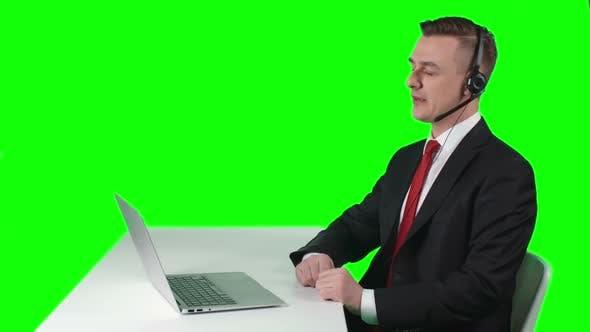 Radio Announcer