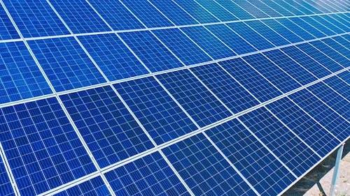 Solar Energy Production Plant