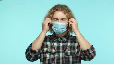 Covid Pandemic and Quarantine Concept