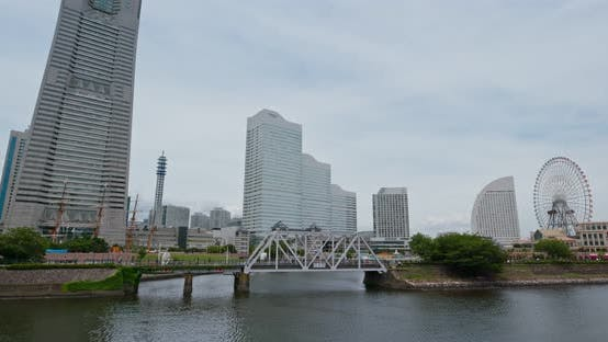 Thumbnail for Yokohama City Skyline