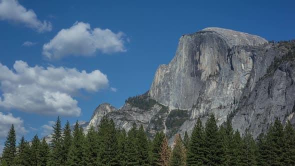 Thumbnail for Half Dome Mountain in Yosemite