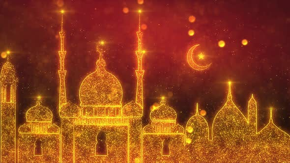 Thumbnail for Muharram Islam Background