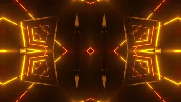 Cover Image for 7 Glowy Abstract Shape Vj Loop Pack