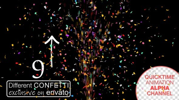 Thumbnail for Confetti Celebration