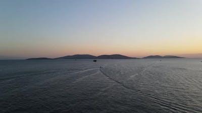 Sunset Island Istanbul
