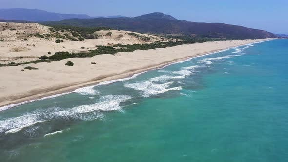 Patara Beach.