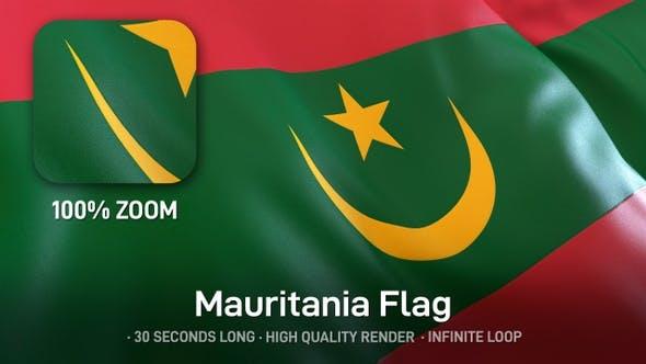 Thumbnail for Mauritania Flag