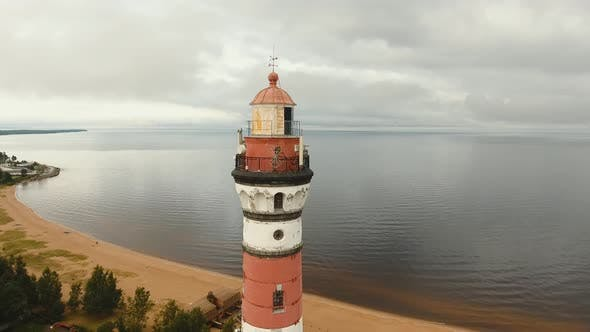Thumbnail for Old Lighthouse on the Coast