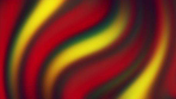 4K Loop Twisted Gradient Background Looped