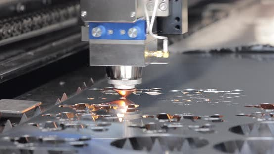 Thumbnail for CNC Laser Cutting of Metal Modern Industrial Technology