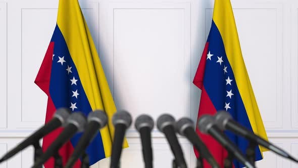 Thumbnail for Venezuelan Official Press Conference