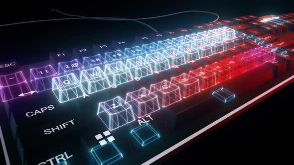 Thumbnail for Mechanical Keyboard Hd
