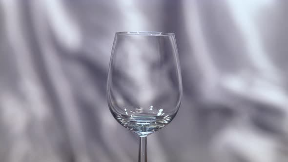Thumbnail for Glass on grey background