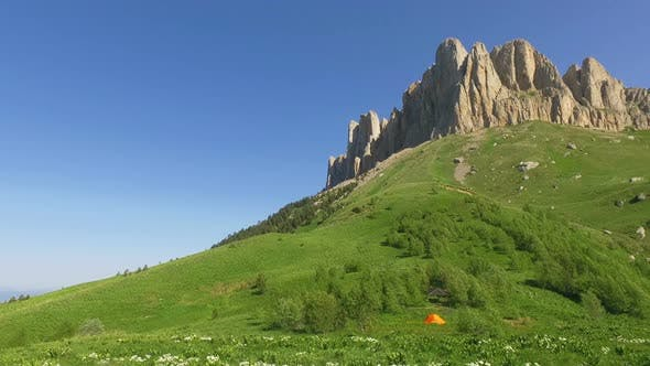Thumbnail for Mountain Big Thach In Caucasus