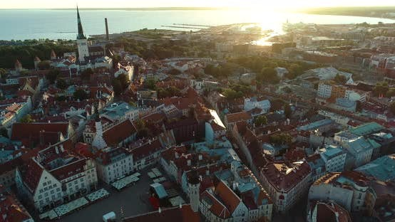 Thumbnail for Old Town And Port Of Tallinn