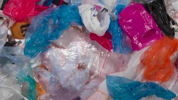 Collection And Disposal Of Packaging Plastic