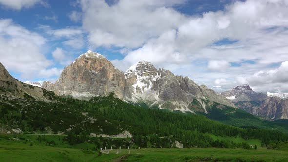 Thumbnail for Snowy Mountains in the Alps