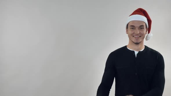 Thumbnail for Manager Presenting Xmas Promotions