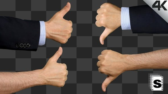 Cover Image for Thumbs Up Down