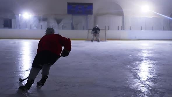Goal Hockey
