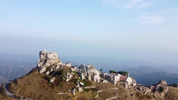 Thumbnail for Bova Superiore Calabria City on the Mountains