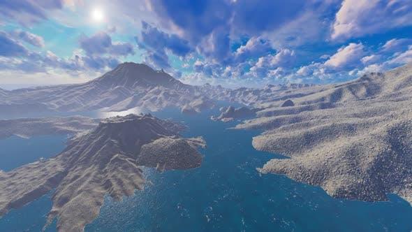 Land Of Volcanos