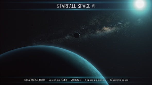 Thumbnail for Starfall Space VI