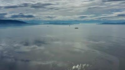 Ships in Avacha Bay
