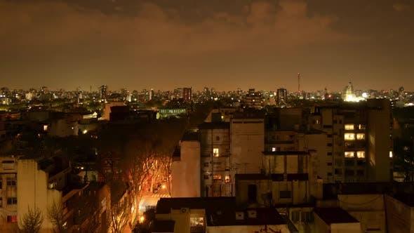 City Sundown