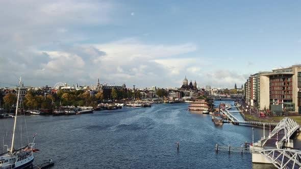 Thumbnail for Amsterdam Cityscape