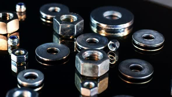 Stainless Steel Nuts 24