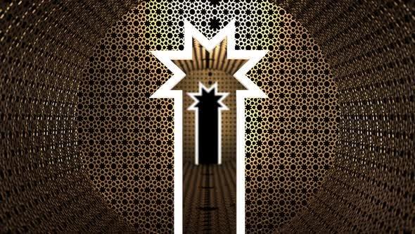 Thumbnail for Islamic Art Geometry 09 HD