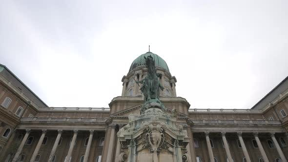 Monument of Prince Eugene of Savoy