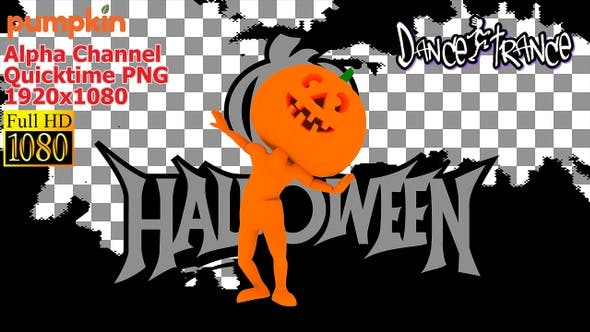 Thumbnail for 3d Party Dance Halloween