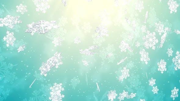 Thumbnail for Snow Flake Crystals