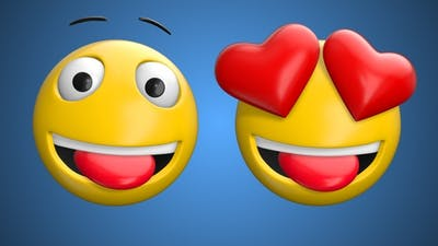 Emoji Hearteyes